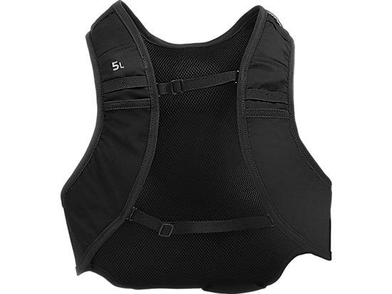 RUNNING BACKPACK, PERFORMANCE BLACK