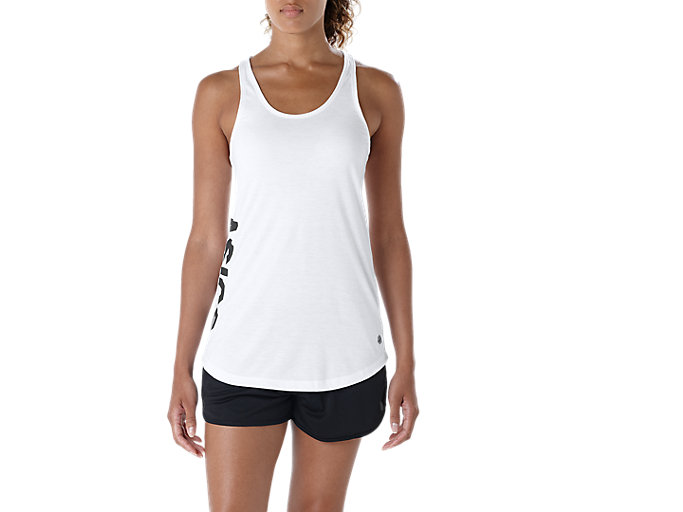 ESNT GPX TANK, BRILLIANT WHITE