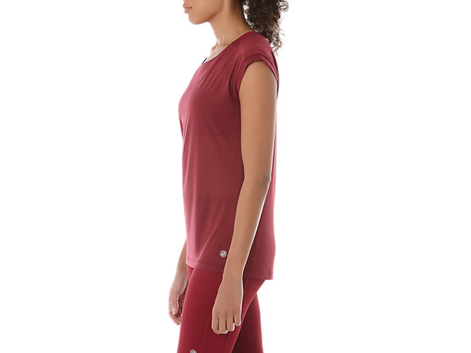 Alternative image view of LAYERING SS TOP, CORDOVAN