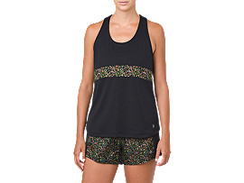 Front Top view of LP PRINT TANK, PERFORMANCE BLACK