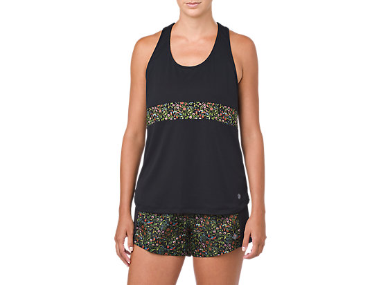 LP PRINT TANK, PERFORMANCE BLACK