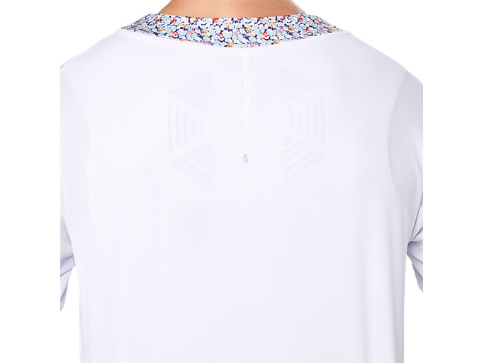 Alternative image view of LP SS TEE, BRILLIANT WHITE