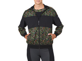 Liberty Print Wind Jacket