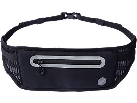WAISTPOUCH L, PERFORMANCE BLACK