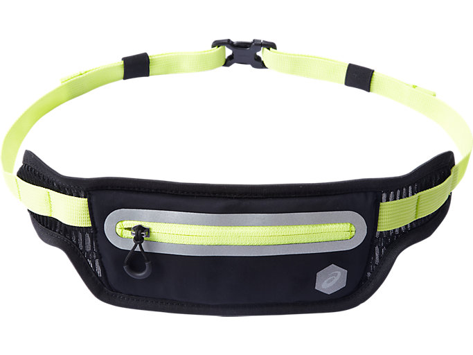 WAIST POUCH L, SAFETY YELLOW