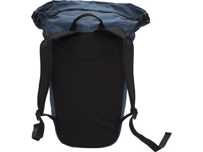 Back view of BACK PACK 20, DARK BLUE