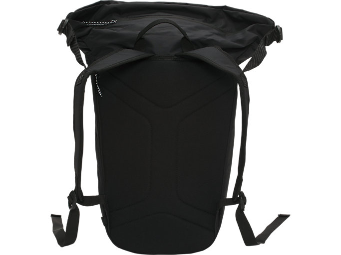 Back view of BACK PACK 20, PERFORMANCE BLACK