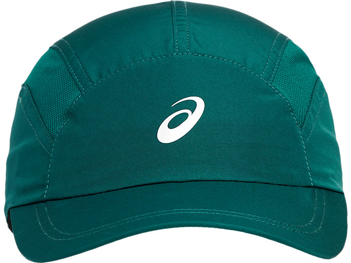 Front Top view of SPORT RUNNING CAP, everglade