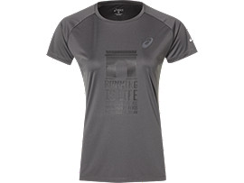 TECHNICAL GRAPHIC T-SHIRT, DARK GREY
