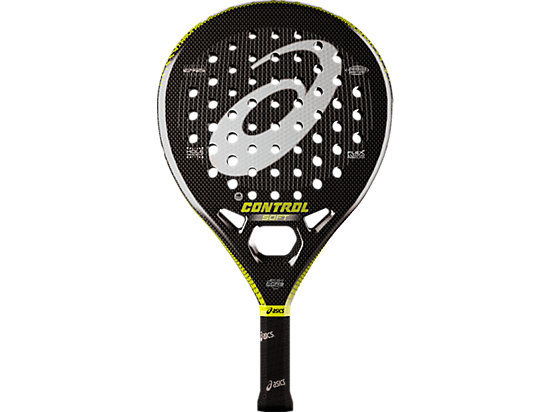 CONTROL PADEL RACKET SOFT, GREEN RAQUET