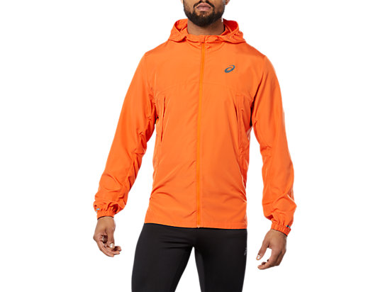 RUN HOOD JACKET, KOI