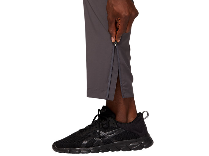 Alternative image view of SPORT WOVEN PANT, DARK GREY