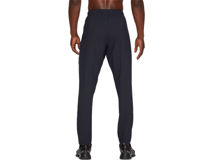 Back view of SPORT WOVEN PANT, PERFORMANCE BLACK