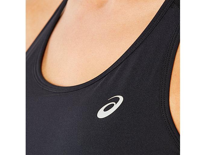 Alternative image view of SPORT BRA TOP, PERFORMANCE BLACK