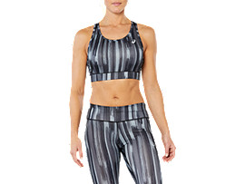 SPORT SPRINT BRA, GREY SHADOW PRINT