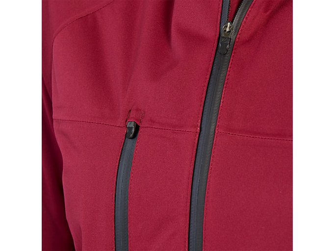 Alternative image view of ACCELERATE JACKET, CORDOVAN