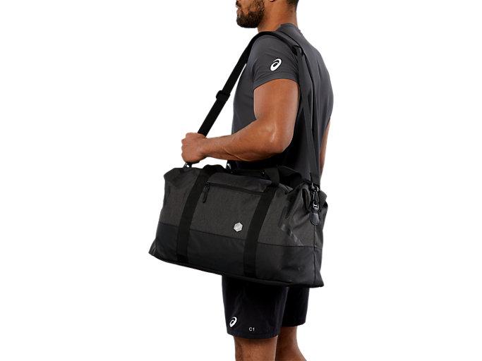 HEX CARYALL BAG, PERFORMANCE BLACK