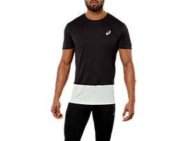 SPORT CB TEE, PERFORMANCE BLACK