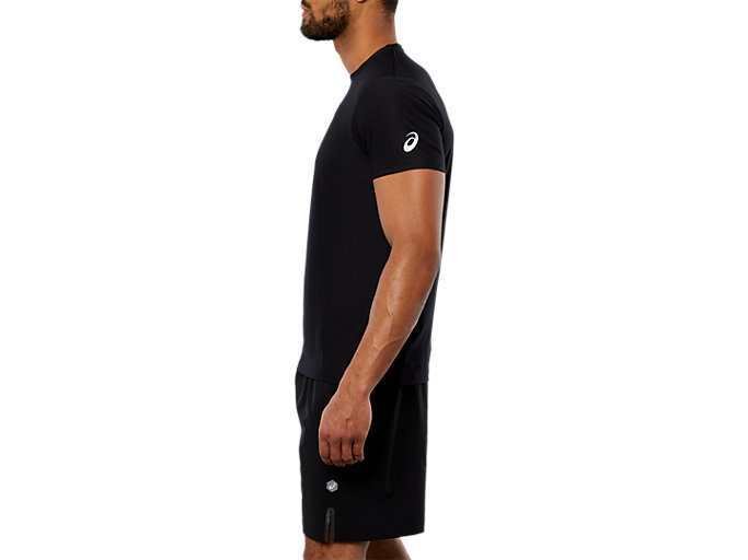 Side view of SPORT GPX SS TOP, PERFORMANCE BLACK