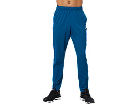 Front Top view of SPORT CB RUN PANT, POSEIDON