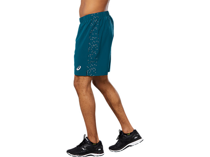Side view of SPORT 7IN REF SHORT, EVERGLADE