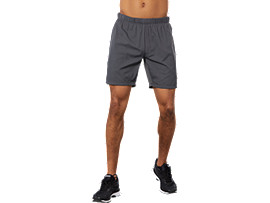 SPORT 2-IN-1 COOL SHORT, DARK GREY