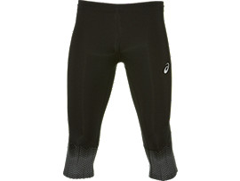 SPORT RACE KNEE TIGHT, PERFORMANCE BLACK