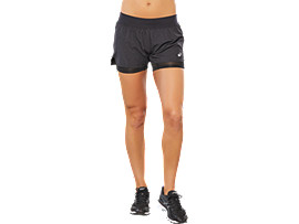 SPORT 2-IN-1 SHORT, PERFORMANCE BLACK