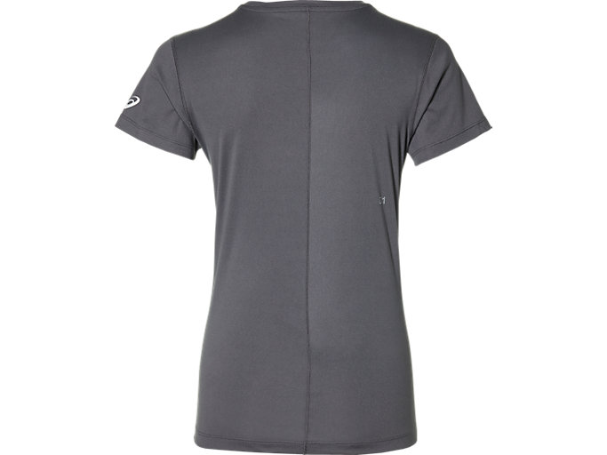 Back view of SPORT GPX SS TOP, DARK GREY