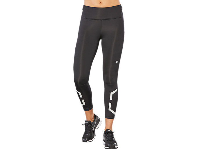 SPORT HEX 7/8 TIGHT, PERFORMANCE BLACK