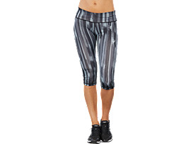 SPORT GPX KNEE TIGHT, GREY SHADOW PRINT