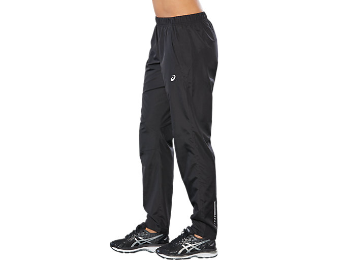 Side view of SPORT WOVEN PANT, PERFORMANCE BLACK