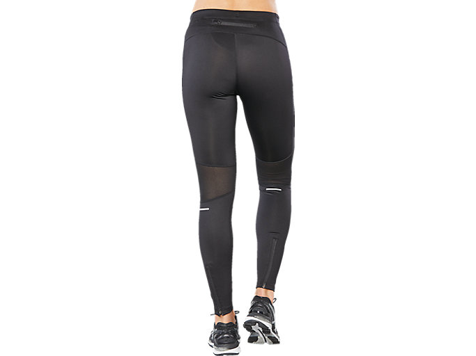Back view of SPORT RUN TIGHT 2, PERFORMANCE BLACK