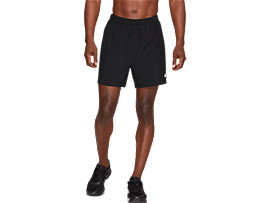 SPORT 5 INCH RUN SHORT, PERFORMANCE BLACK
