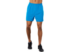 SPORT 5 INCH RUN SHORT, RACE BLUE