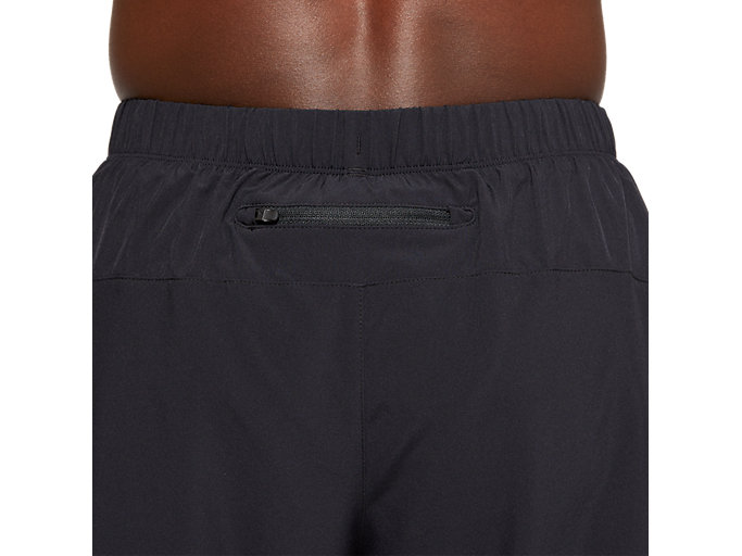 Alternative image view of SPORT WOVEN 2-IN-1 SHORT, PERFORMANCE BLACK