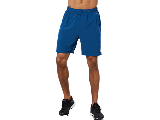 SPORT 7 INCH RUN SHORT, POSEIDON