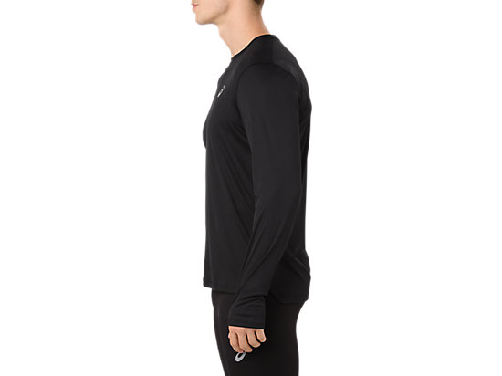 SILVER LS TOP PERFORMANCE BLACK