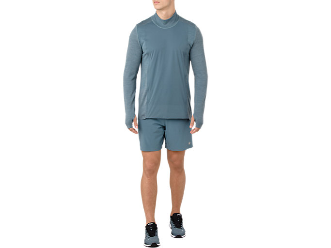 Alternative image view of METARUN WARM LS TOP, IRONCLAD
