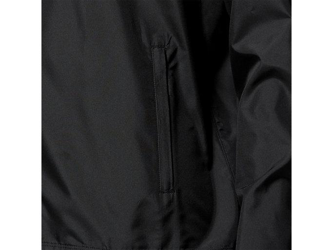 Alternative image view of SILVER JACKET, PERFORMANCE BLACK