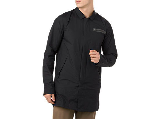 TRENCH METARUN, PERFORMANCE BLACK