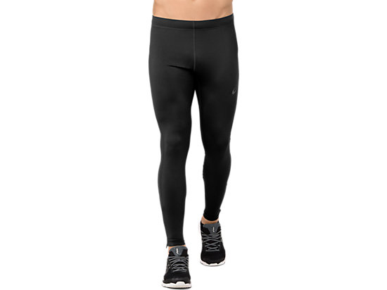 SILVER TIGHT, PERFORMANCE BLACK
