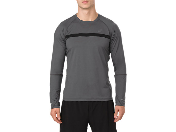 Front Top view of THERMOPOLIS PLUS LS, DARK GREY