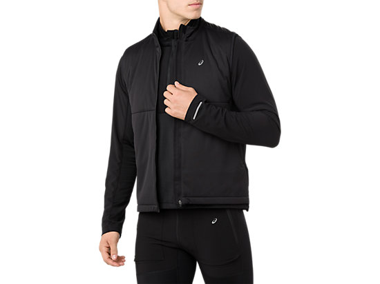 SYSTEM VEST, PERFORMANCE BLACK