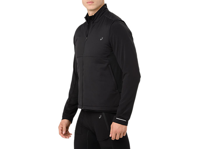 Alternative image view of SYSTEM VEST, PERFORMANCE BLACK