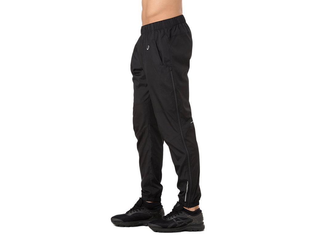 Woven Pant Men Performance Black Herren Hosen Asics
