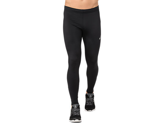 SILVER WINTER TIGHT, PERFORMANCE BLACK