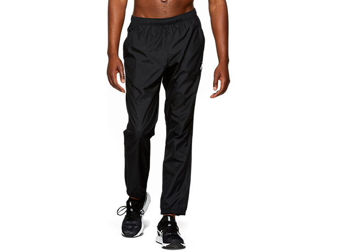 afbb01486e2fa SILVER WOVEN PANT | Men | PERFORMANCE BLACK | Men's Pants | ASICS