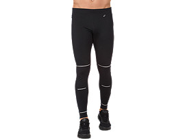 LITE-SHOW WINTER TIGHT, PERFORMANCE BLACK