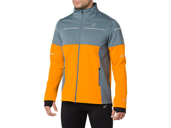LITE-SHOW WINTERJACKE, AMBER/IRONCLAD